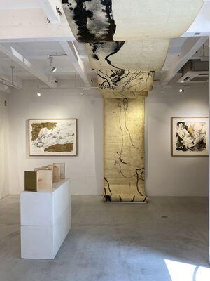 Gallery G-77 at London Art Fair: Edit, installation view