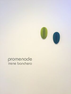 Promenade, installation view