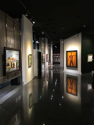 Raoul Dufy & Bernard Buffet - Two visionaries in the 20th century French Art, installation view