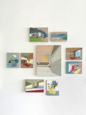 Tanja Rector: Recent Work, installation view