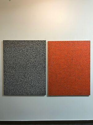 Galerie Pici at SCOPE Miami Beach 2018, installation view