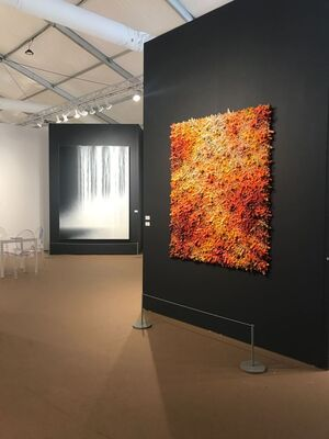 Sundaram Tagore Gallery at Palm Beach Modern + Contemporary 2020, installation view