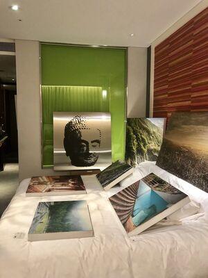 Yuan Ru Gallery at Art Hsinchu, installation view