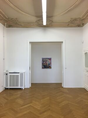 A3, Berlin | BEN QUILTY | The Difficulty, installation view
