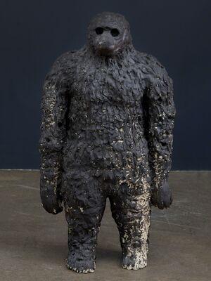 Converging Bodies : Contemporary Norwegian Ceramics, installation view