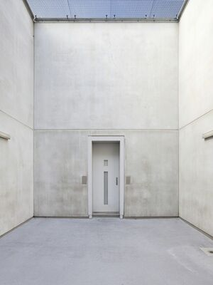 Robert Glas - Before the Law, installation view