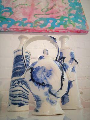 Cerbera Gallery's Summer Salon '18, installation view