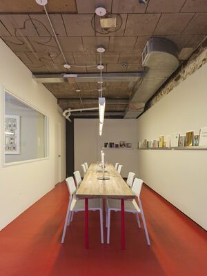 Permutation 03.1: Re-Learning, installation view