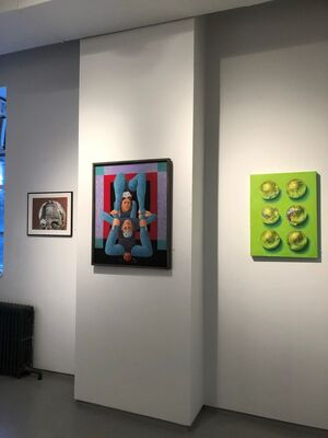 ART FROM THE BOROS VI, installation view