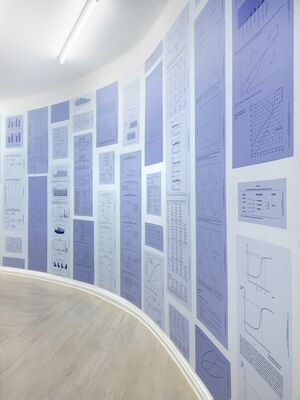 A Form that Accommodates the Mess, installation view