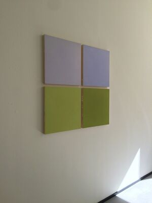 Anne Appleby | Montana Spring, installation view