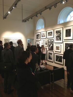 Holden Luntz Gallery at Photo London 2016, installation view