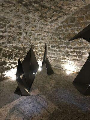 Alma Dura, installation view