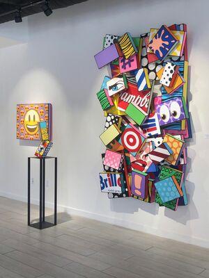Todd Gray, installation view