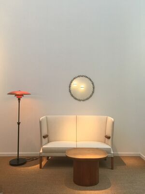 Dansk Møbelkunst Gallery at Biennale des Antiquaires 2016, installation view