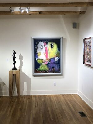 40 Percent Off Winter Sale - Take 40 Percent off List Price, installation view
