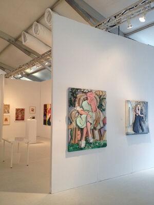 Tibor de Nagy at Miami Project 2013, installation view