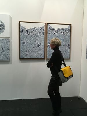 Art Fair Cologne, Germany, installation view