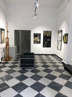 Gábor Nagy : Fragments, installation view
