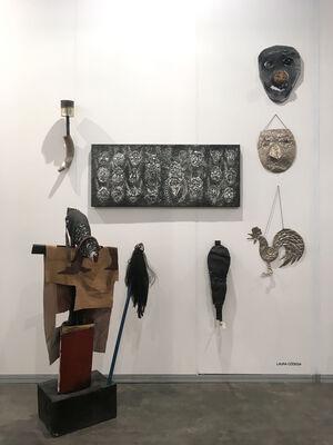 Mite at arteBA 2018, installation view