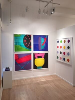 65 MODERN AND CONTEMPORARY PRINTS, installation view
