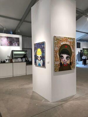 Pontone Gallery at Art Wynwood 2017, installation view