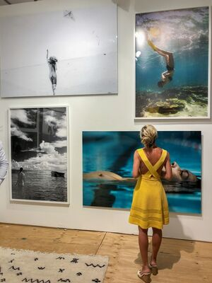 The Selects Gallery at Market Art + Design 2018, installation view