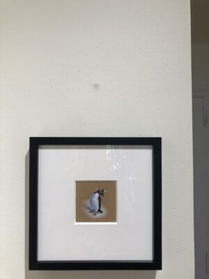 Birds of a Feather, installation view