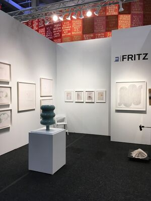 Gallery Fritz at Art on Paper 2020, installation view