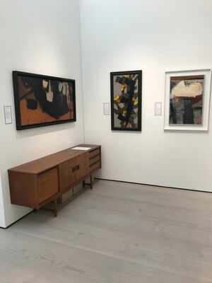 Whitford Fine Art at 20/21 British Art Fair 2018, installation view