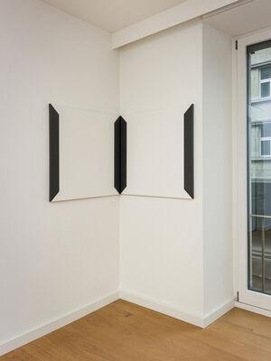 Imre Kocsis - concrete. Greetings to Tatlin, installation view