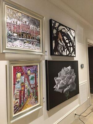 2016 Southeastern Designer Showhouse, installation view