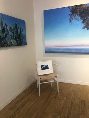 Alyson Belcher - Treading Light, installation view