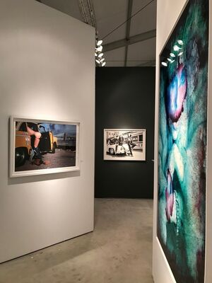 Hexton Gallery at Palm Beach Modern + Contemporary 2018, installation view