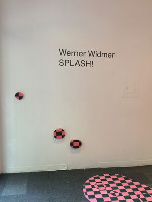SPLASH!, installation view