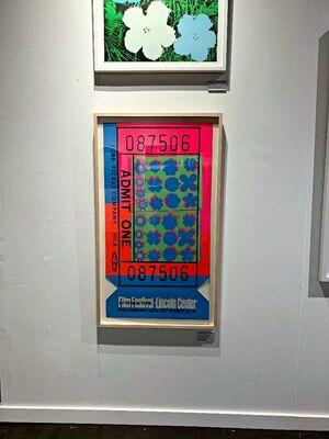 Andy Warhol Prints & Rare Exhibition Ephemera, installation view