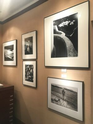 Brett Weston - Masterworks, installation view