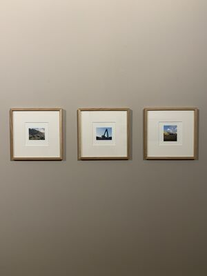 Clear Water, installation view
