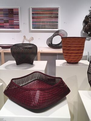 TAI Modern at SOFA CHICAGO 2016, installation view