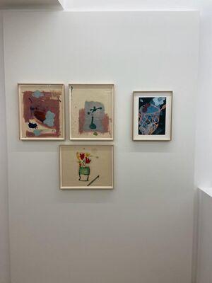 Paper Stories, installation view