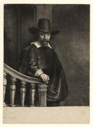 Ephraim Bonus, Jewish physician 1647