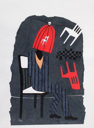 "Series ""Empty seats"" - Untitled VII"
