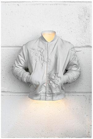 Eroded Jacket