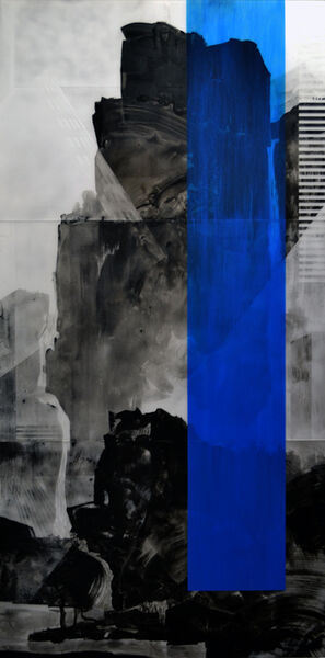Andrew Roberts-Gray, 'Blue Fall', 2018