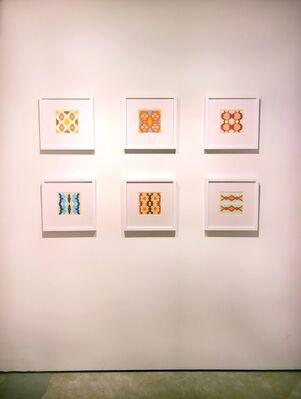 Leslie Wilkes: Central Tendencies, installation view