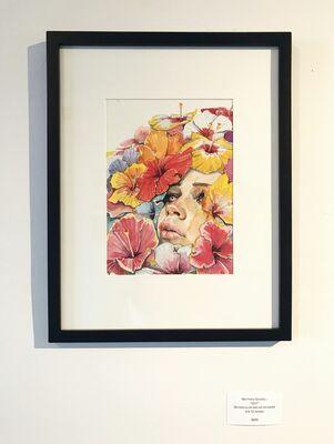 Flowerchild: The Work of Matthew Goodall & Ariana Enriquez, installation view