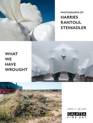 What We Have Wrought: Photographs of Harries, Rantoul, Steinadler, installation view