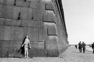 Henri Cartier-Bresson, 'Peter and Paul's Fortress on the Neva River, Leningrad, Soviet Union', 1973