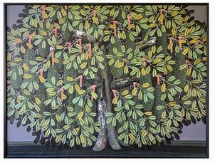 Pastoral Tree/ Memorial
