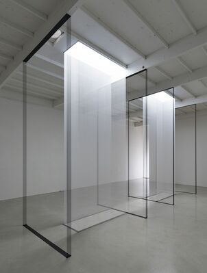 MICHAEL JAMES ARMSTRONG - 4:2 - at Quint Projects, installation view